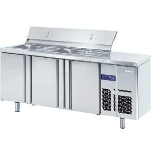 Mesas refrigeradas pizzas/ensaladas